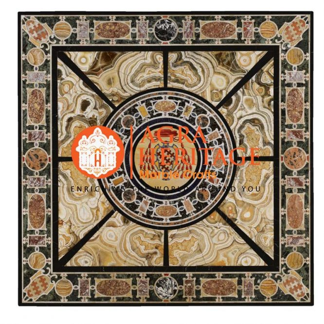 furniture decorative table, decorative inlay dining table, table top for housewarming gift, hallway decorative table, marble stone dining outdoor, black marble top prices, black pietra dura table top