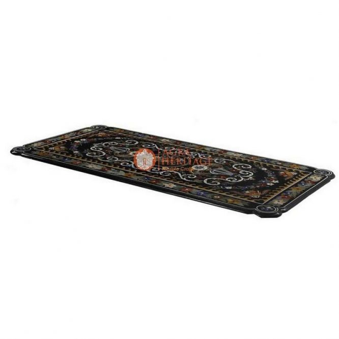 blg dining table, big table for restaurant, conference table top, side dining inlay table, table top for occasional gift
