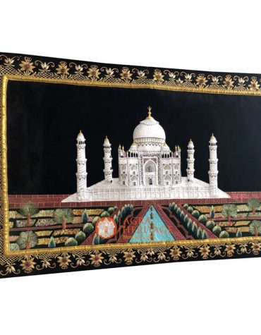 carpet at best price, handmade carpets, gold string design carpet, buy kashmiri carpet, decorative wall hanging