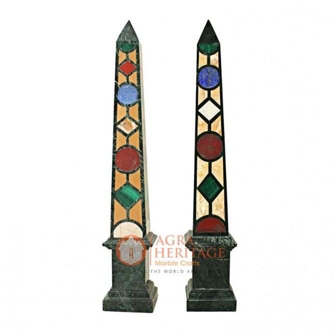marble obelisks for sale, decorative marble obelisks, marble obelisks statue, marble obelisks miniatures, handmade obelisks