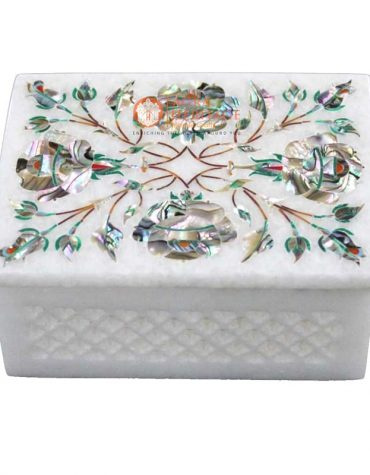 pauashell box, jwelery box,decorative box,storage box,home decor box,housewarming gift,inlay box,floral box,marble box,white marble box