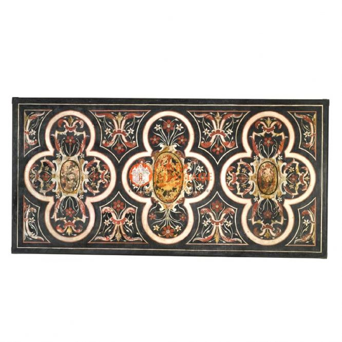 corridor decor table top, handmade table top, conference table top, console stone table top, center dining table, customized dining table, customized table top, decorative inlay dining table, hallway table top, decorative inlay dining table, inlaid floral stone table,